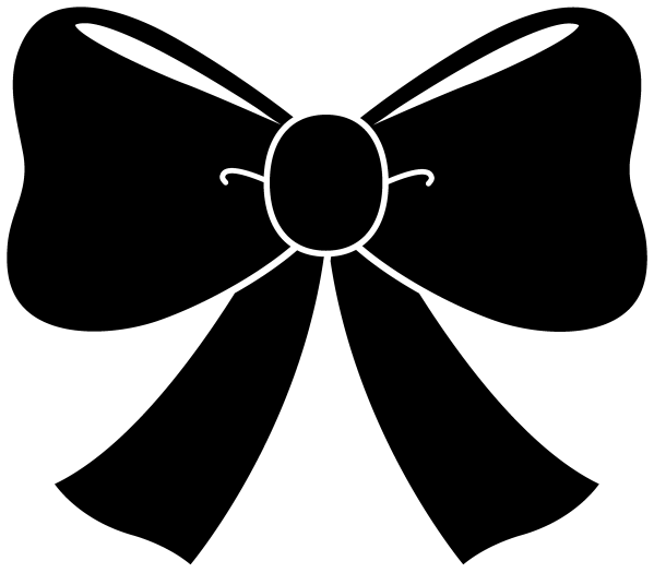 free christmas bow cliparts