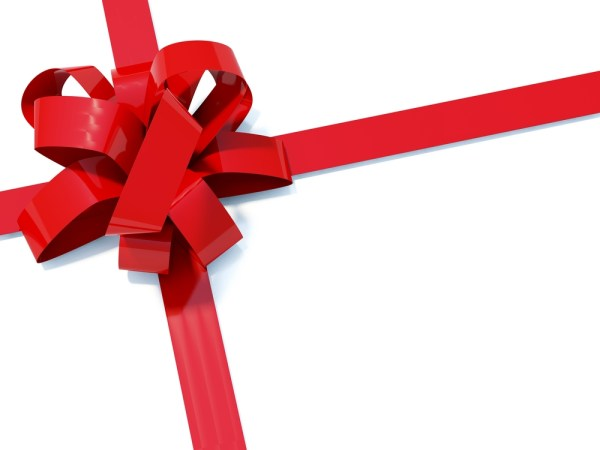 free christmas ribbon cliparts