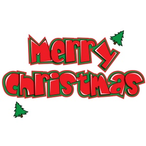 free christmas sign cliparts