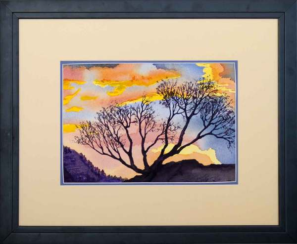 Free Framed Painting Cliparts Clip Art