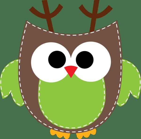 Math Owl Clip Art