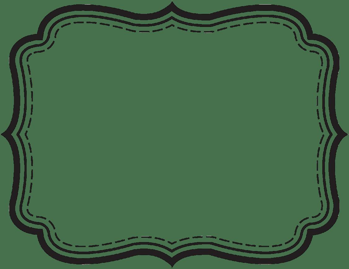 Free Label Border Cliparts Download Free Clip Art Free