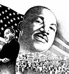 clip arts related to martin luther king junior clipart [ 1600 x 1200 Pixel ]
