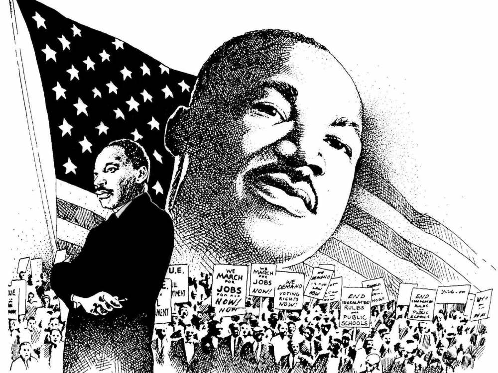 medium resolution of clip arts related to martin luther king junior clipart