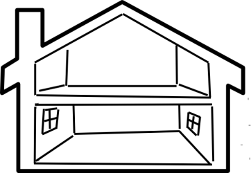 Free Blank House Cliparts Download Free Clip Art Free Clip Art on Clipart Library