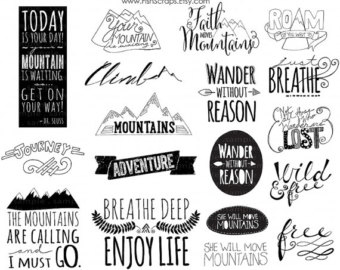 Free Inspirational Quotes Cliparts, Download Free