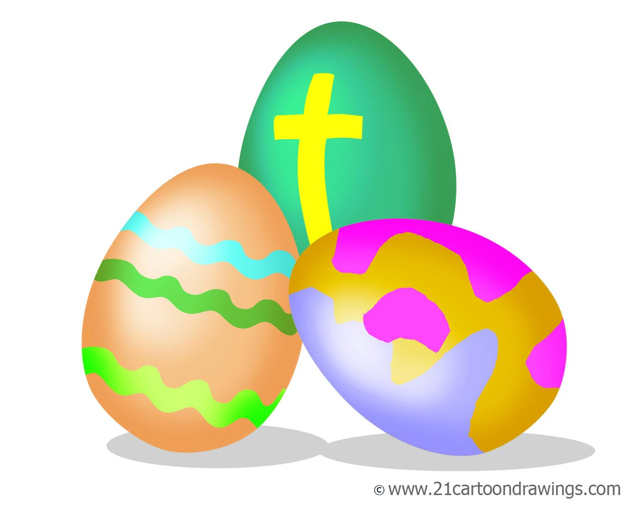 hight resolution of religious easter clipart