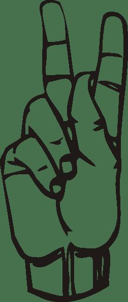 Free Asl Alphabet Cliparts, Download Free Clip Art, Free