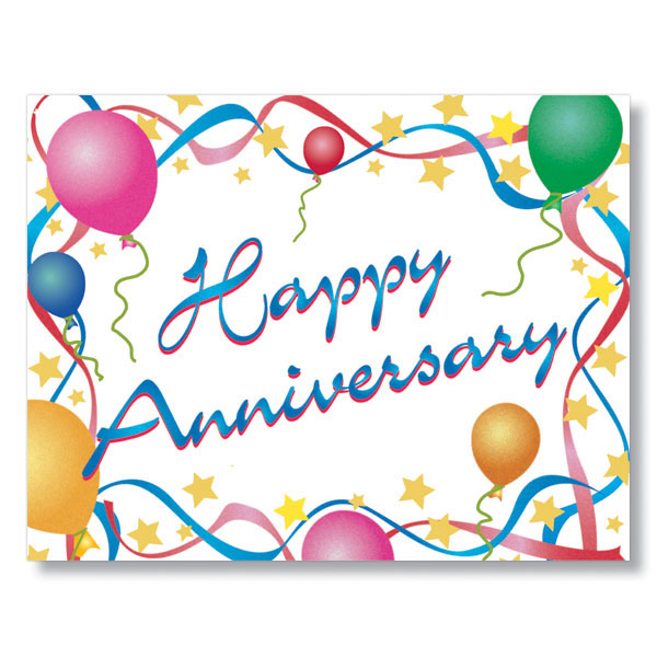 free business anniversary cliparts
