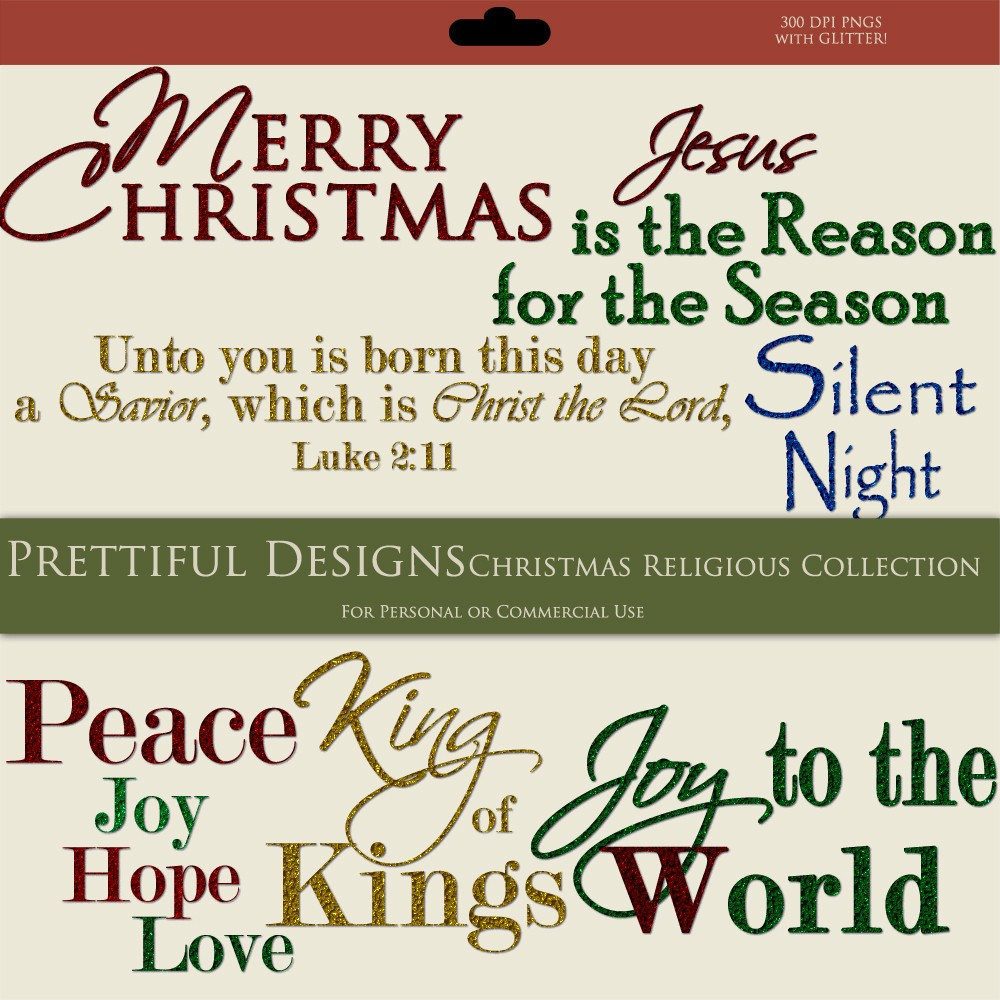 hight resolution of snowy religious christmas clipart
