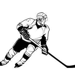 clipart hockey [ 1500 x 1500 Pixel ]