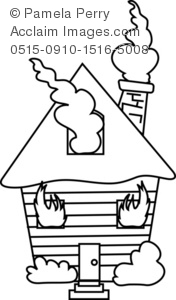 Free House Fire Cliparts, Download Free Clip Art, Free