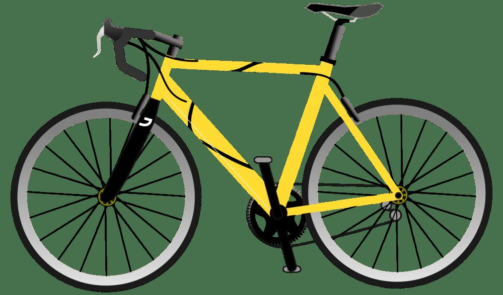 medium resolution of bike