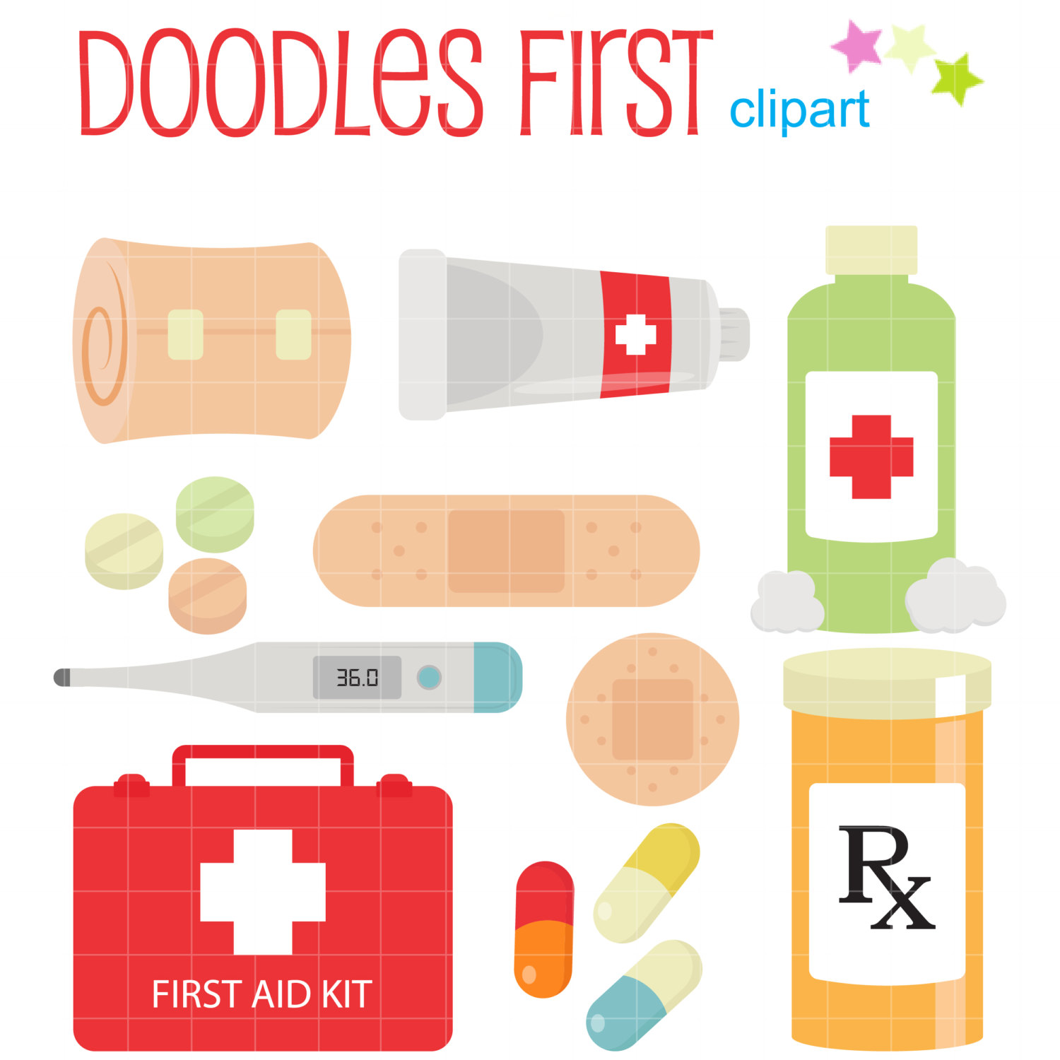hight resolution of first aid clip art