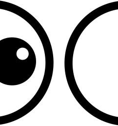 cartoon eye image [ 4169 x 2007 Pixel ]