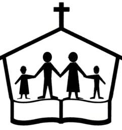 christians christians church people clipart [ 1008 x 950 Pixel ]