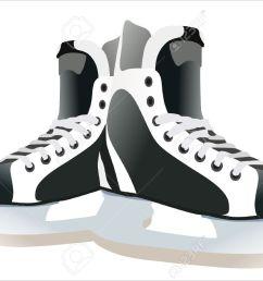hockey skates clipart [ 1300 x 915 Pixel ]