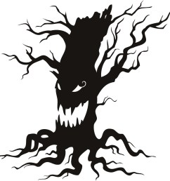 spooky banner cliparts 2733798 license personal use  [ 1200 x 1200 Pixel ]