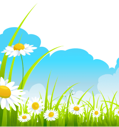 spring clipart free [ 3911 x 1588 Pixel ]