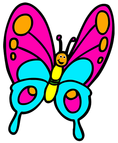Butterfly Images Clip Art : butterfly, images, Cartoon, Butterfly, Cliparts,, Download, Clipart, Library