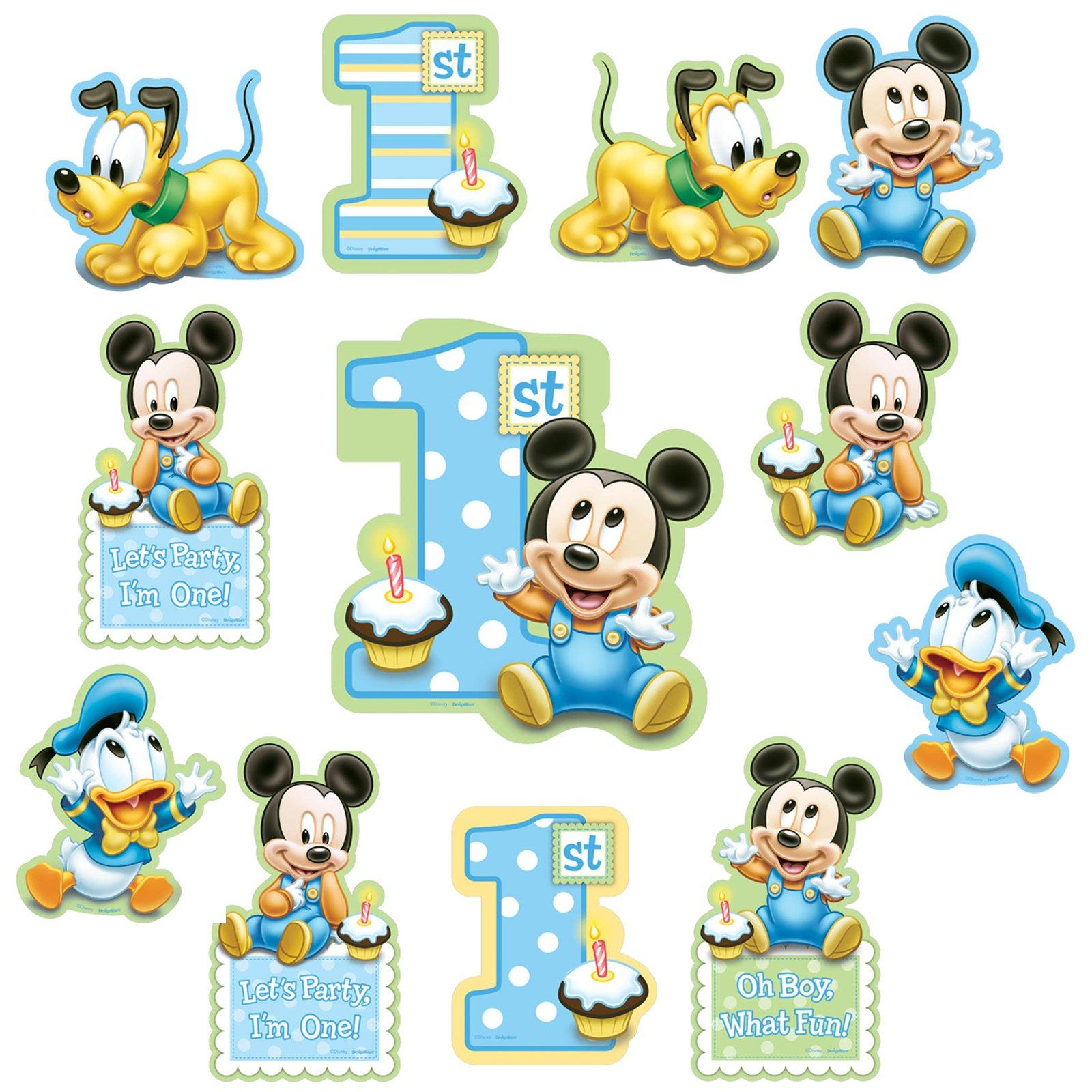 Baby Mickey Mouse One