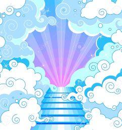heaven clipart free [ 1300 x 1300 Pixel ]