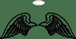 Angel In Heaven Clip Art at Clker