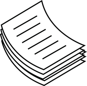 Free White Paper Cliparts, Download Free Clip Art, Free