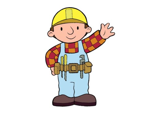 small resolution of person working clipart
