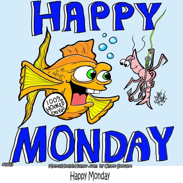 free happy monday cliparts