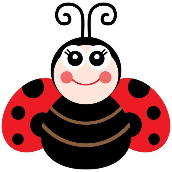 free sexy ladybug cliparts