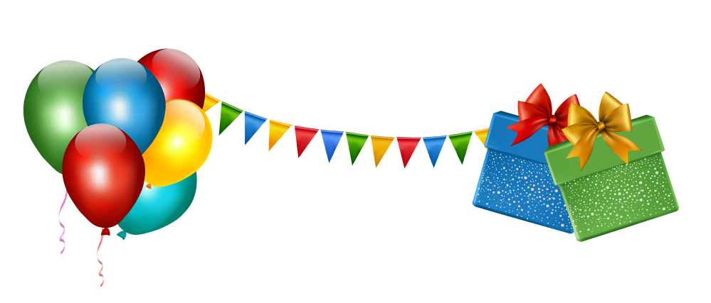medium resolution of party decorations clipart png decorate