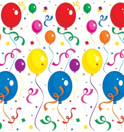 party decorations cliparts 2745986 license personal use  [ 1500 x 1500 Pixel ]
