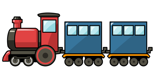 small resolution of christmas train clipart christmas