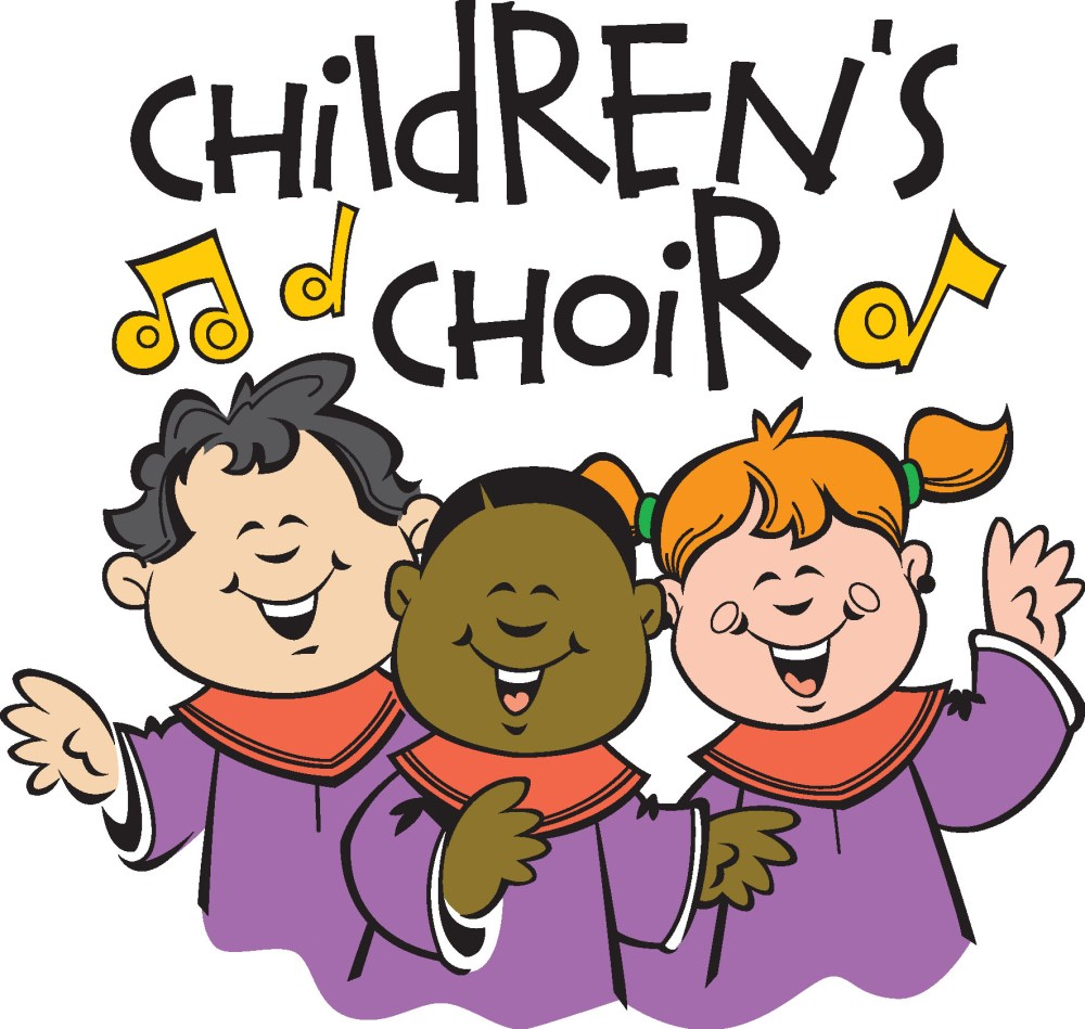 medium resolution of clipart of choir singing church