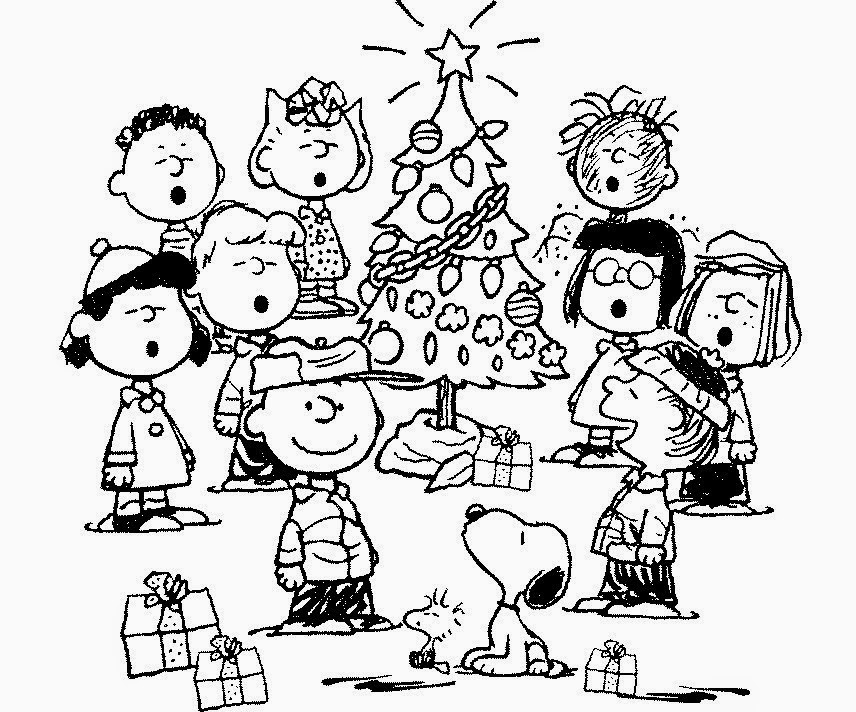 The Holiday Site: Christmas Charlie Brown and &Clip Art