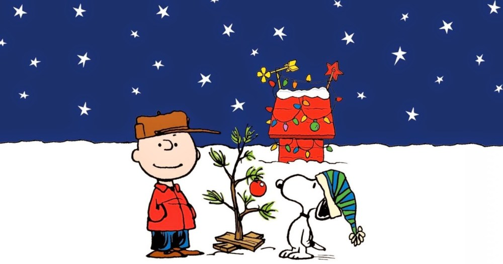 medium resolution of charlie brown christmas clip art the