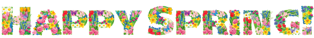 medium resolution of transparent happy spring png clipart picture