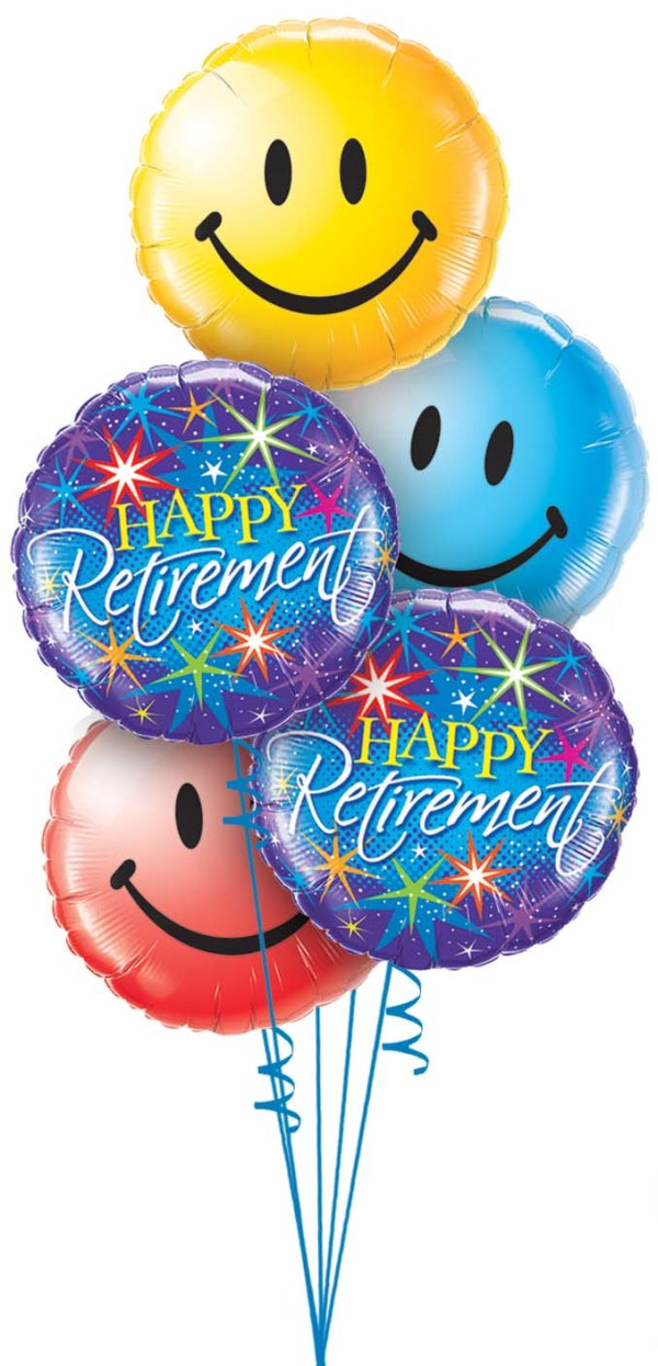 free happy retirement cliparts