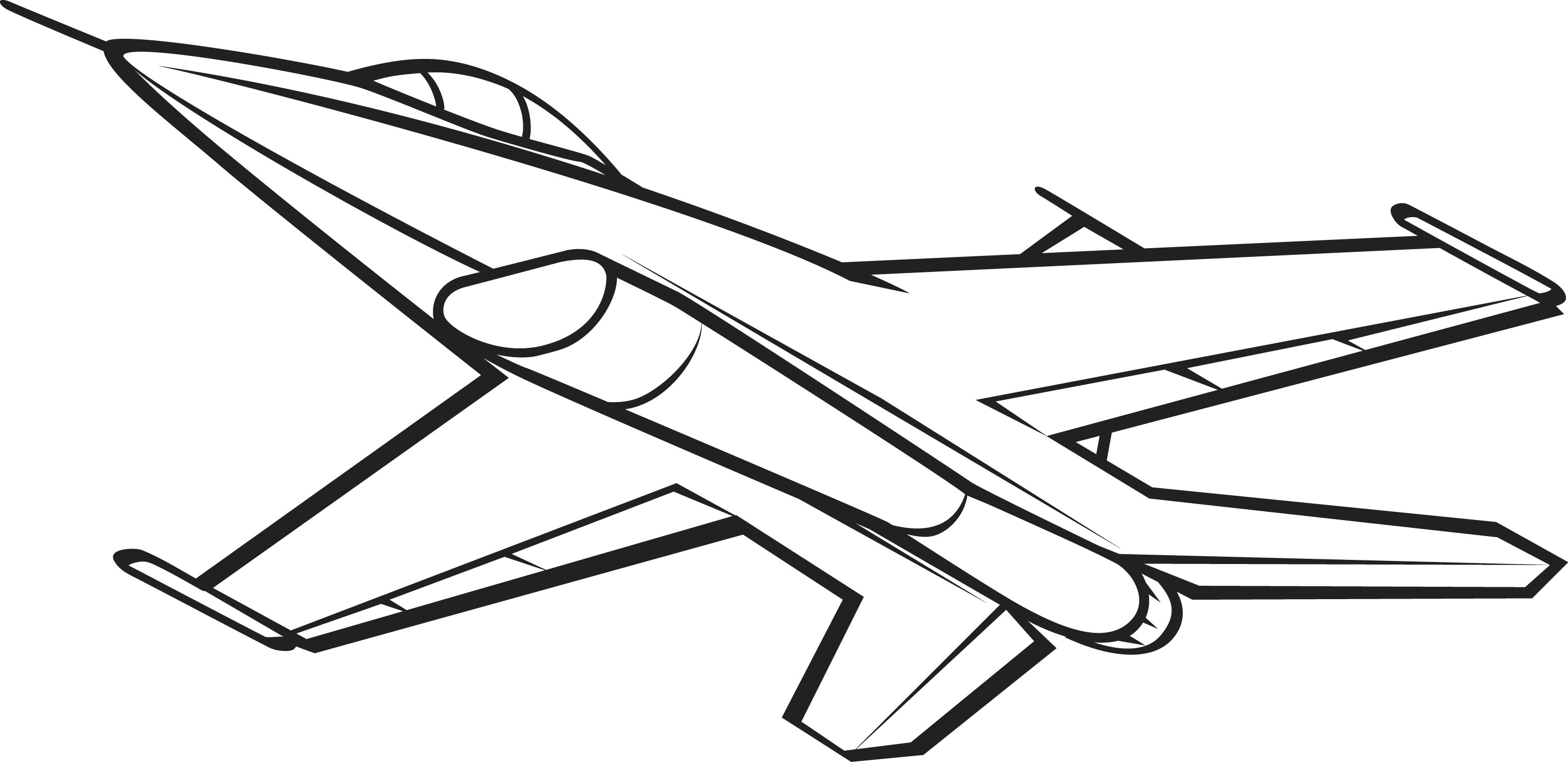 Free White Jet Cliparts Download Free Clip Art Free Clip