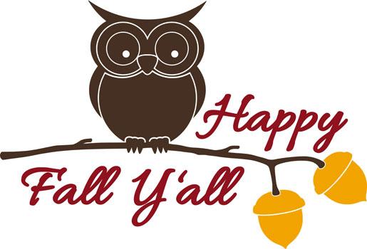 free happy fall cliparts