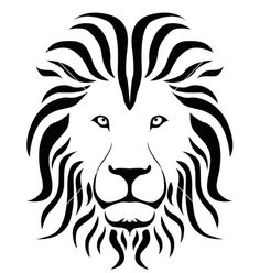 Free Lion Face Black And White Download Free Clip Art Free Clip Art On Clipart Library
