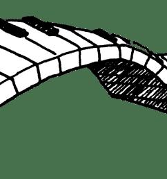piano keys clipart [ 4134 x 915 Pixel ]