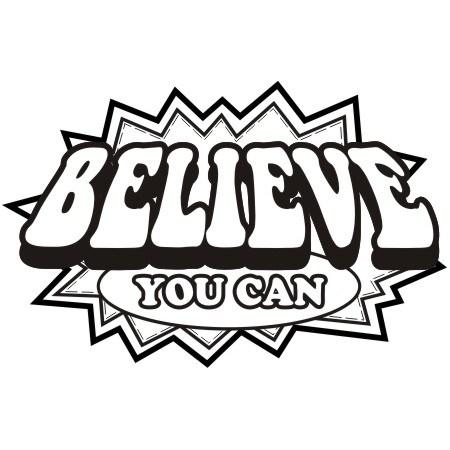 Believe Clipart