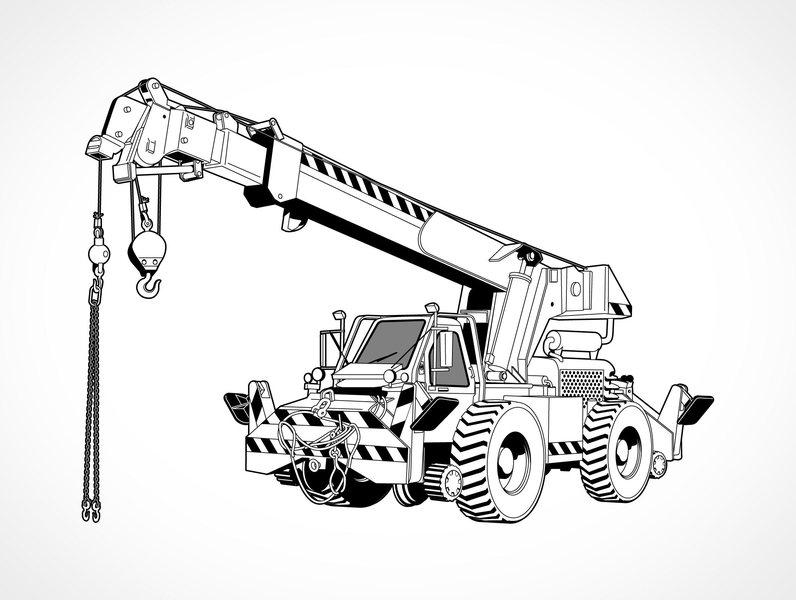 Free Crane Truck Cliparts, Download Free Clip Art, Free
