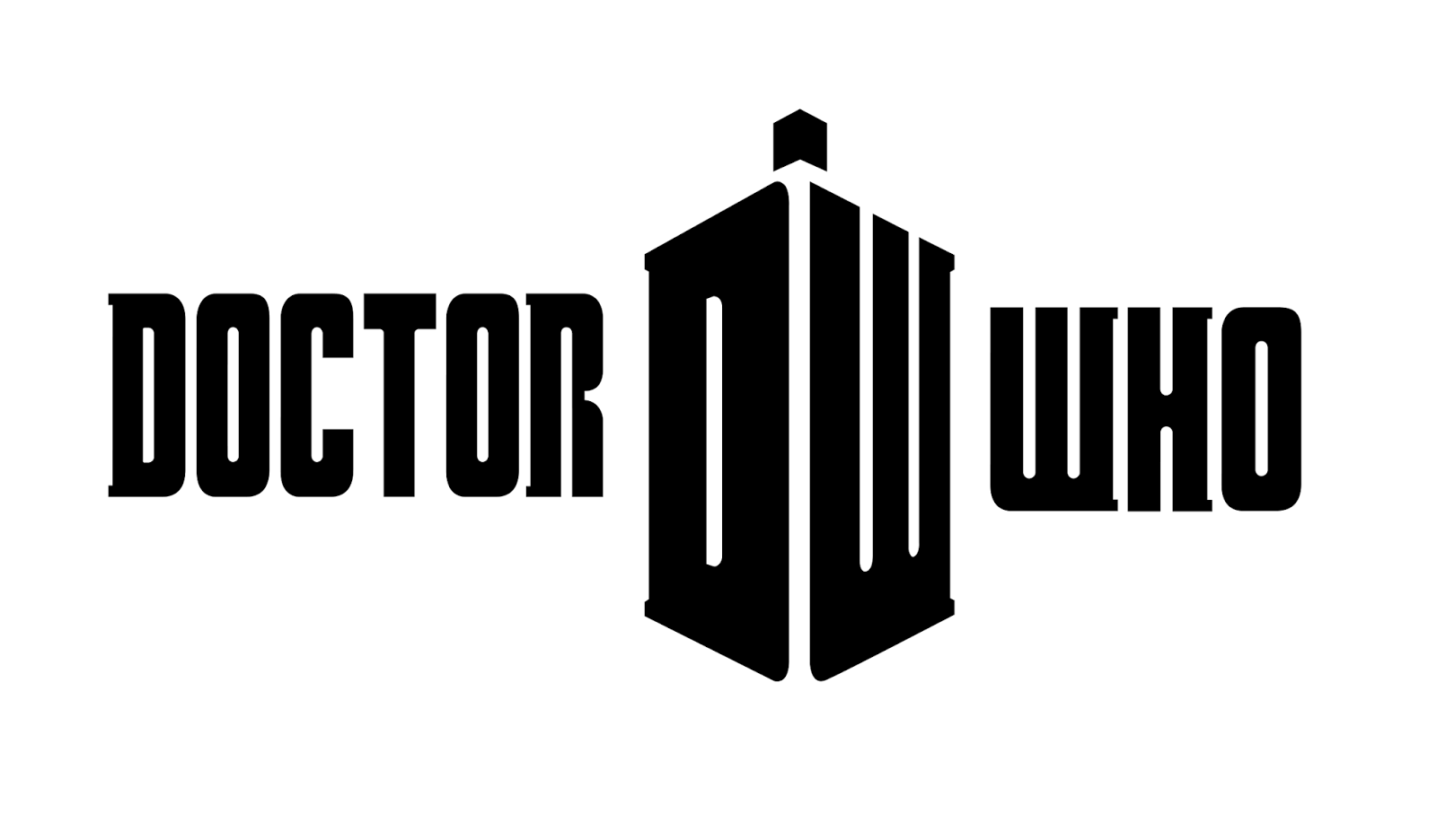 hight resolution of dr who logo clipart