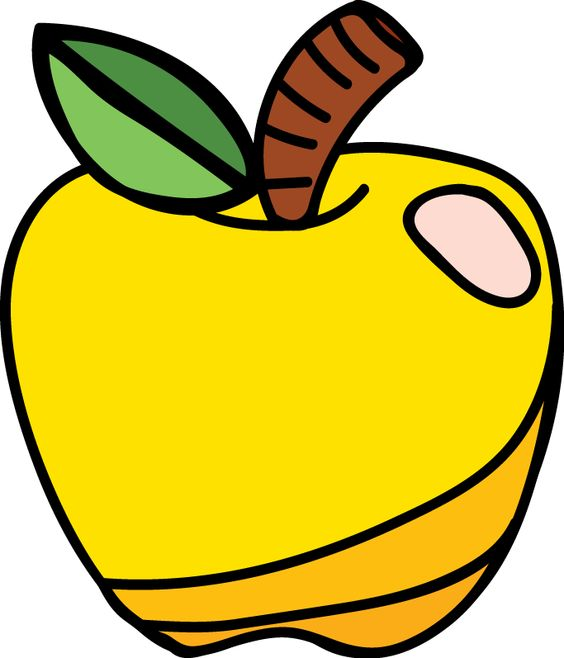free melonheadz apple cliparts