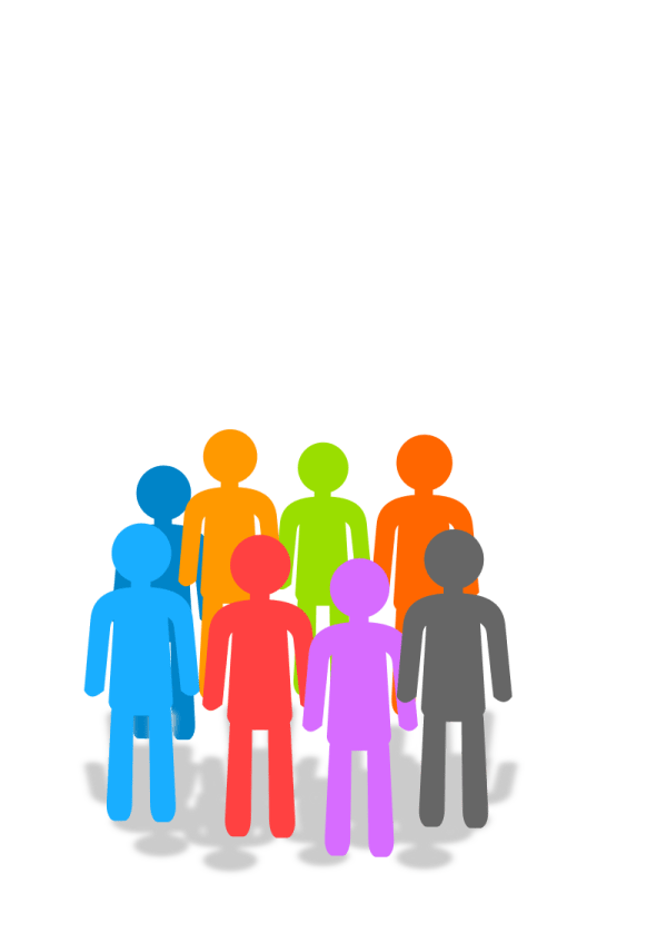 Group People Clip Art