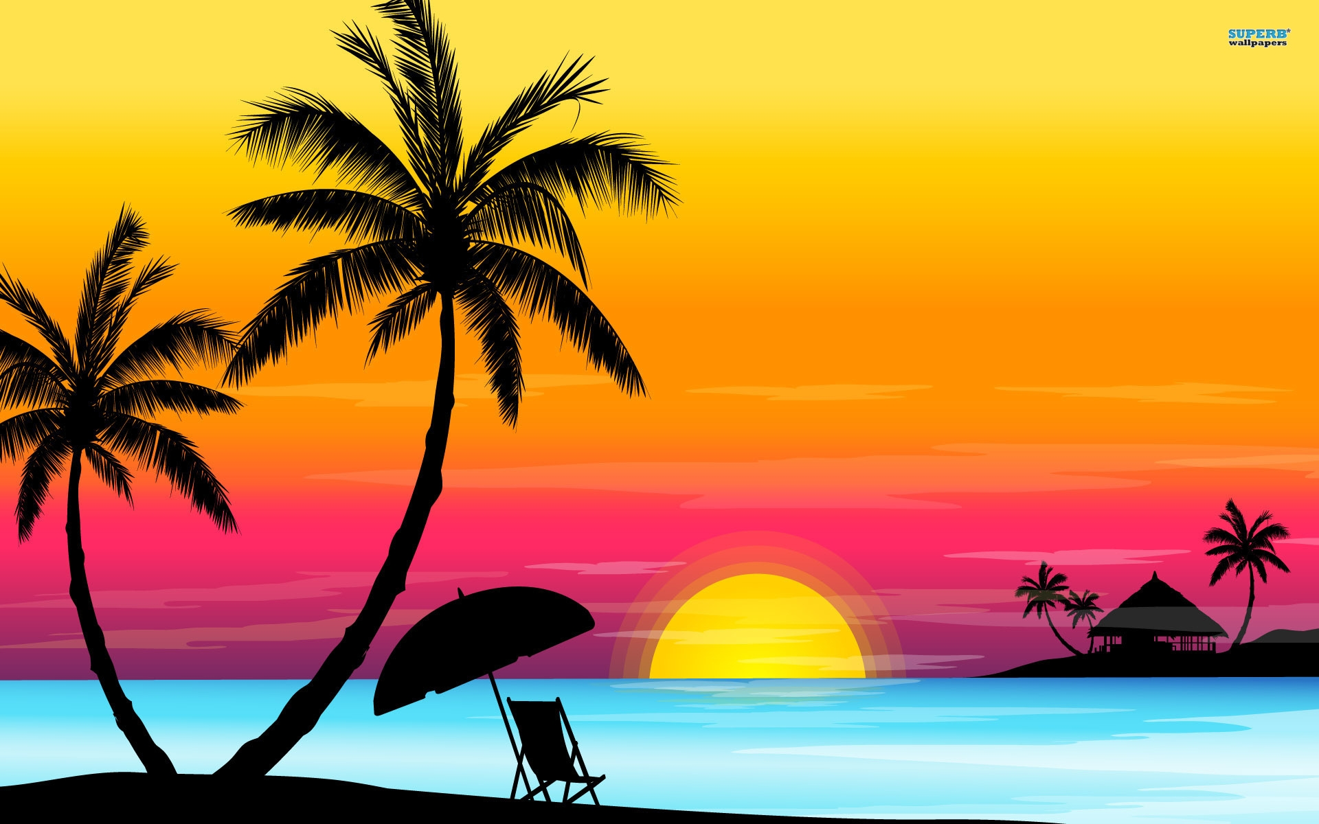 Free Sunset Cliparts Black Download Free Clip Art Free