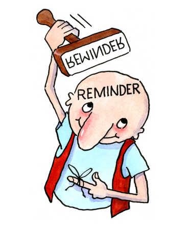 reminder clip art animated